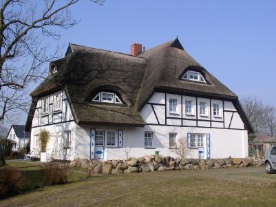Ferienwohnungen Insel Rügen Ferienwohnanlage Am Teich
