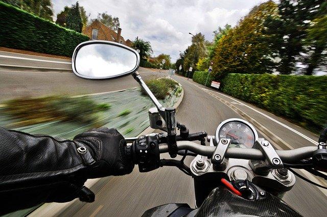 Motorradtour auf Rügen